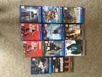 Xbox one / PS4 games
