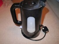 Kenwood electric kettle.