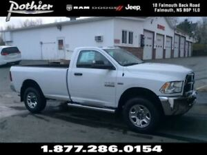 2017 Ram 3500 ST | CLOTH | HEATED MIRRORS | REAR CAMERA |