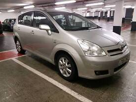 Toyota Corolla Verso VVTI Tsprt - Seven Seater, 78,000 Miles, Drives Great - HPI Clear - 1 Owner
