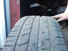 Tyres 245/ 45 R18