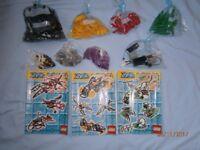 Lego Znap 3551, 3552 and 3571