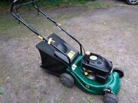 Petrol Self-Propelled Lawnmower