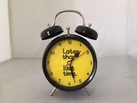 Waldo Pancake Alarm Clock NEW