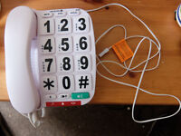 Opticom Big Button Telephone