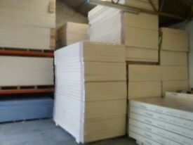 Celotex GA4100 100mm sheets foil backed boards same as kingspan