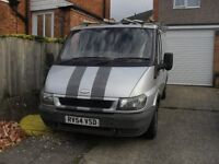 Ford Transit 2.0TDDi - New MOT - goes like a rocket and great on fuel