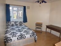 Large Double Room / Stepney Green Area, Minutes From QMU / All Bills & WIFI Included / Avail NOW !!