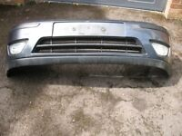 Ford Focus Front Bumper with Fog Lights