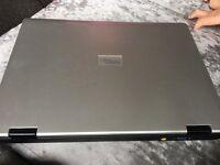 Siemens Fujitsu silver laptop