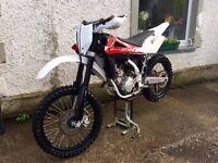 2012 Husqvarna te125 / TE 125 Enduro bike (not KTM, Sherco, Beta )