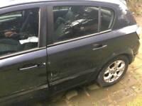Vauxhall Astra dark blue