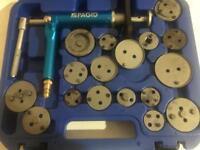 Brake calliper rewind tool