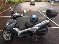 Yamaha x-city 125 For sale or swap for car