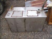 boat parts stainless steel diesel tank