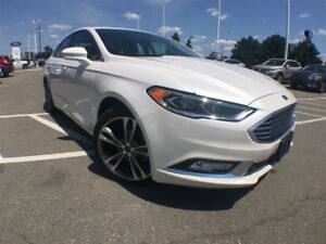2017 Ford Fusion Titanium+Fin From 0% upto 84 Months!
