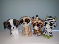 Beanie Boo toys ALL IN SHOP BOUGHT CONDITION