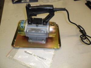 Compactor Plate Wacker Electric Vibrating NEW 110 volt