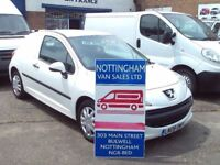 Peugeot 207 EX. BT FLEET 8v Van AIR-COND