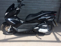 Honda PCX 125cc , only 22k
