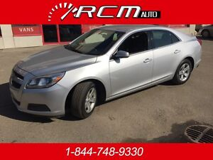 2013 Chevrolet Malibu LS - ANY CREDIT ACCEPTED - INSTANT APPROVA