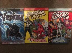 3x marvel comics