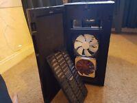 Fractal design r5 case.