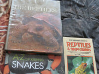 Reptile books