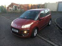 CITROEN PICASSO 1.6 HDI VTR PLUS, TOP SPEC, ONLY £30 PER YEAR ROAD TAX