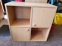 3 Storage Cabinets