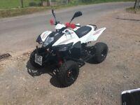 adly 400xs qaud bike