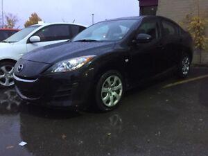 2010 Mazda Mazda3 GX 39$/sem