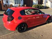 Bmw 1 series 118d turbo diesel - £30 road tax - 2 keys - 2007