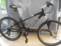 ADULTS QUALITY DAWES BULLET JUMP STYLE SUSPENSION MOUNTAIN BIKE IN GOOD CONDITION