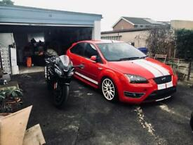 Ford Focus st 3 2007 300+ bhp