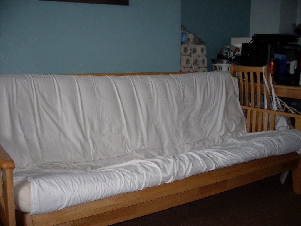 Futon Sofa Bed Double Free To Good Home In Windsor