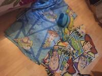 Toy story bedroom bundle