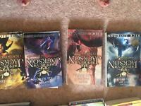Percy Jackson collection x 4 books