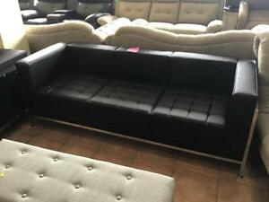 Top Grain Leather Sofa and Chair Brand new