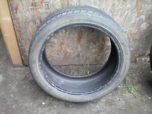 1 Yokohama Avid En Vigor Tire * 245 40R19 94W * $30.00 .  M+S / All Season Tire ( used tire )