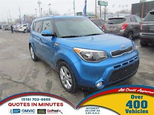 2015 Kia Soul EX | ACTIVE ECO | BLUETOOTH | CLEAN