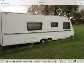 09 625gl bessicar twin wheel caravan,gas certified,