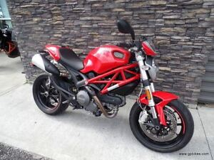 2014 Ducati Monster 796 ABS - One Owner - Low KM