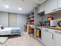 Modern 1 bedroom Studio Liverpool