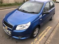CHEVROLET AVEO , LOW MILIAGE, LONG MOT
