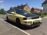 Subaru Impreza sports special