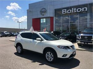 2015 Nissan Rogue SV - AWD, Alloys, Camera, Bluetooth, Push Star