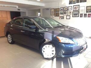 2014 Nissan Sentra 1.8 S 1 OWNER LOCAL TRADE!!
