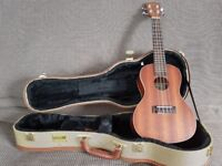 Brand New Uklele with New Kinsman Case