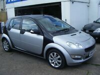 SMARTFORFOUR PULSE 1.1 5 DOOR HATCH 2004